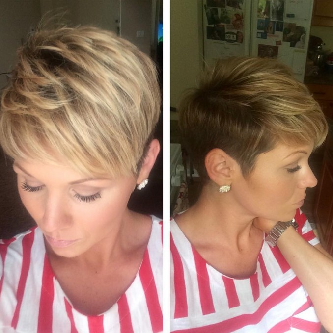 23 Chic Pixie Cut Ideas – Popular Short Hairstyles For Women