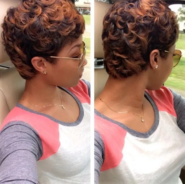 30 Short Black Straight Hairstyles For Permed Hair Hairstyles