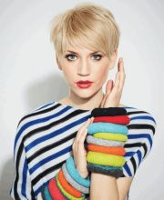 chic short pixie cuts fine
