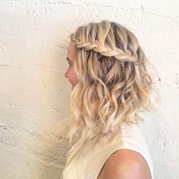 30 A Line Hairstyles Long Curly Bob Hairstyles Ideas Walk The Falls