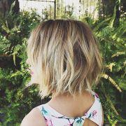 latest short haircuts women