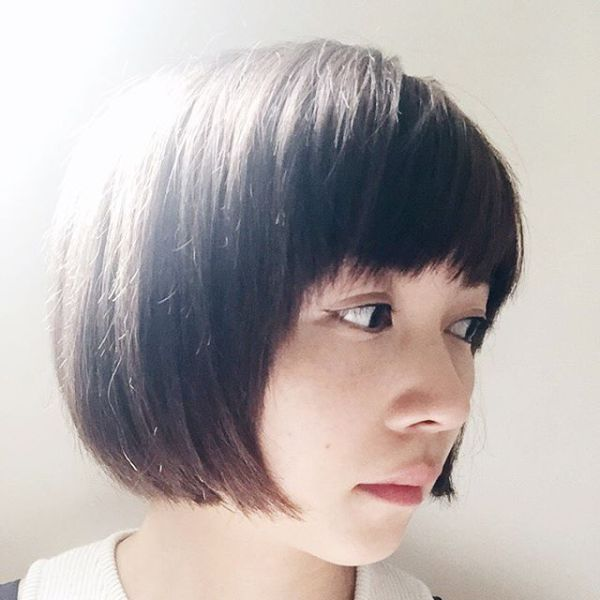 30 A Frame Bob Hairstyles For Little Girls Hairstyles Ideas