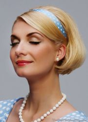 splendid retro chic hairstyles