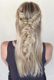 fashionable braided