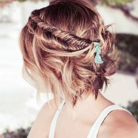 16 Beautiful Short Braided Hairstyles for Spring | Styles ...