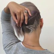 edgy chic undercut hairstyles