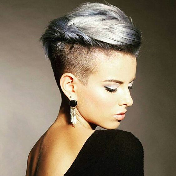 16 Edgy Chic Undercut Hairstyles For Women