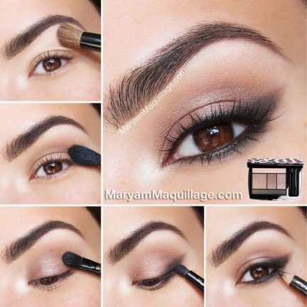 Smokey eye is the perfect winter makeup looks that you can rock all year!