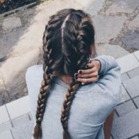 17 Chic Double Braided Hairstyles You Will Love | Styles ...
