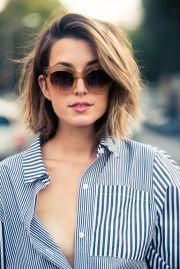 chic medium hairstyles summer