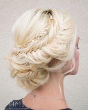 beautiful wedding updo hairstyles