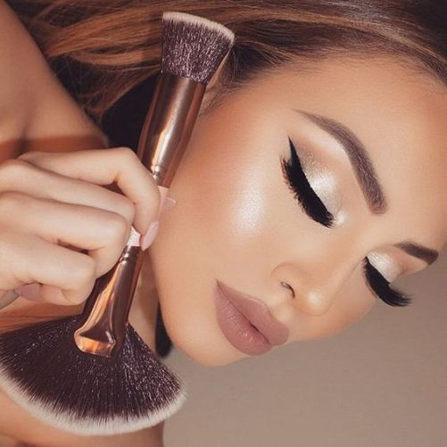 5 Tips On How To Achieve A Perfect Full Face Summer Glow Makeup Look Crazyforus