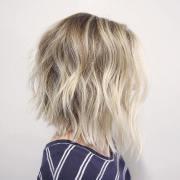 cute messy bob hairstyle ideas