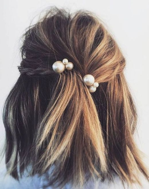 10 Gorgeous Hair Accessories Inspiration Looks