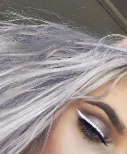 10 Hot White Eyeliner Ideas