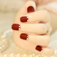 40 Easy Amazing Nail Designs For Short Nails  Nail Art