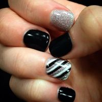 40 Easy Amazing Nail Designs For Short Nails | Styles Weekly