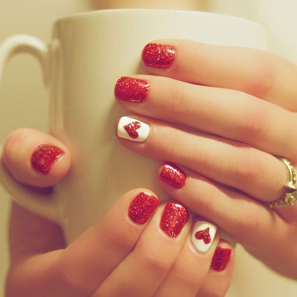 40 Easy Amazing Nail Designs For Short Nails Art Ideas 2018
