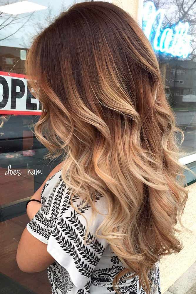 50 Hottest Ombre Hair Color Ideas for 2019  Ombre Hairstyles  Styles Weekly