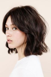 shaggy bob hairstyles short