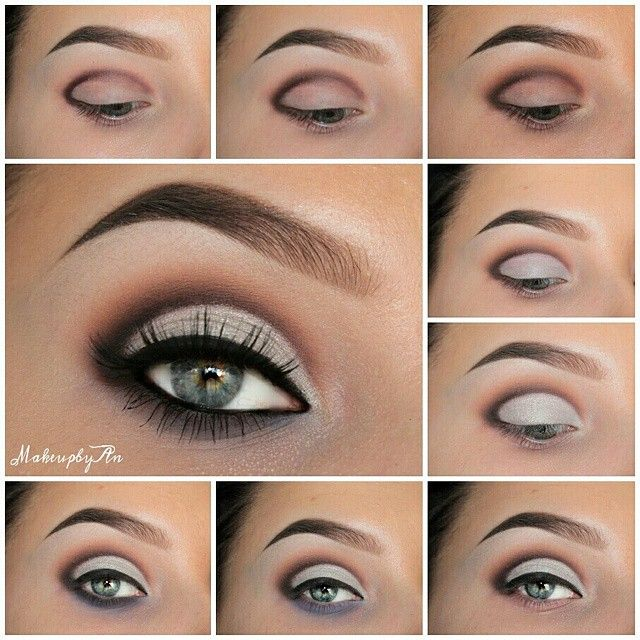 11 Easy Step By Step Makeup Tutorials For Beginners Eye Makeup Ideas