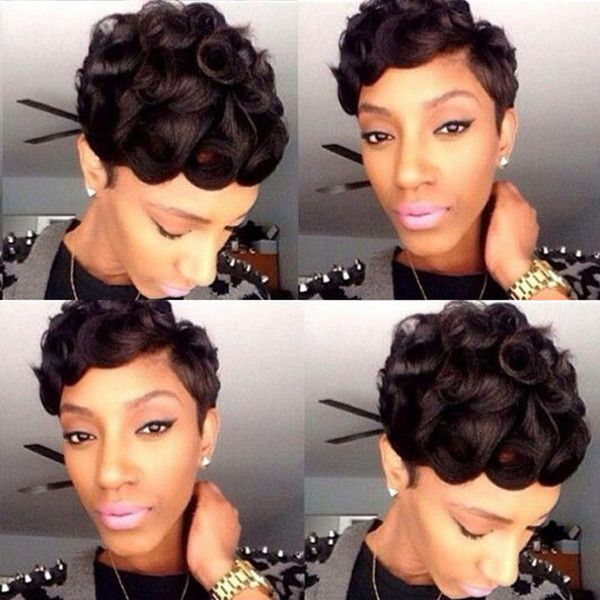 Image Result For Short Haircuts For Africanerican