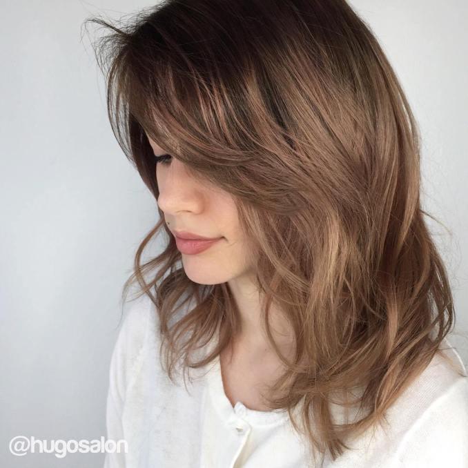30 cute daily medium hairstyles 2018 – easy shoulder length