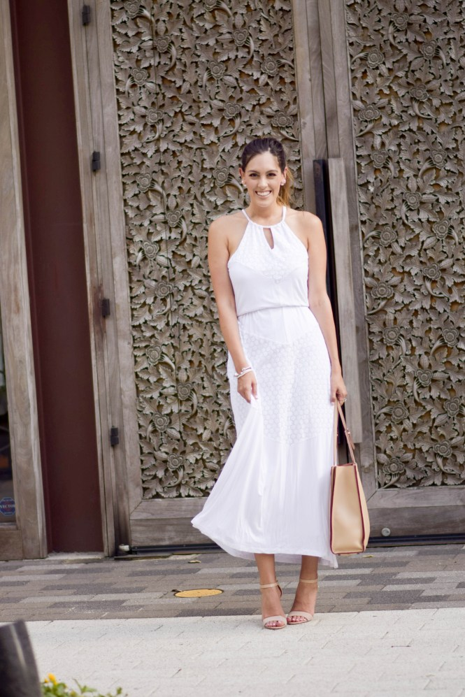 Style The Girl White Maxi Dress 17