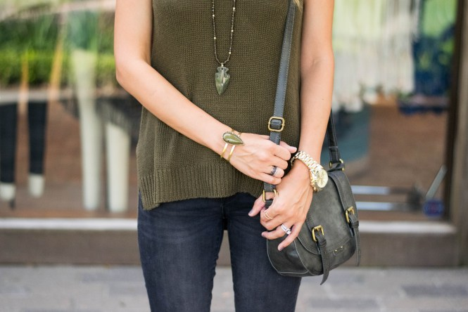 style-the-girl-green-sleeveless-sweater-3