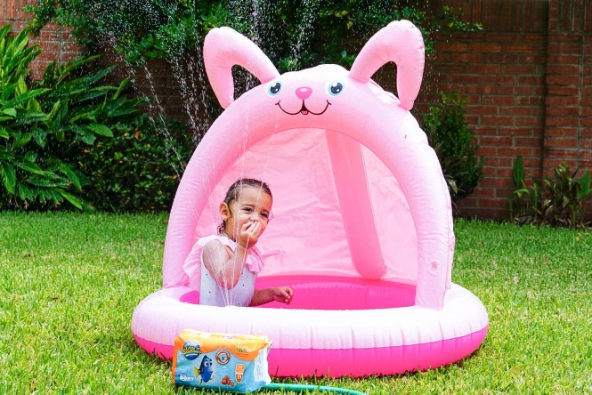Style The Girl Huggies Water Play