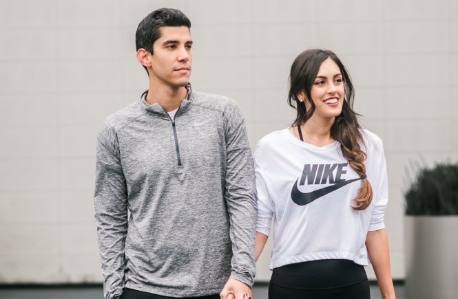 Style The Girl 2018 Couple Goals and Athletic Look