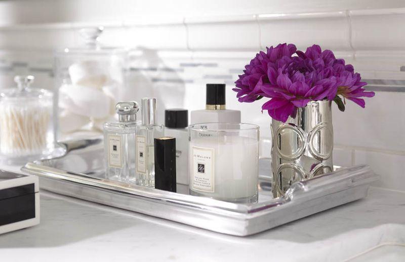 Perfume trays  style theories
