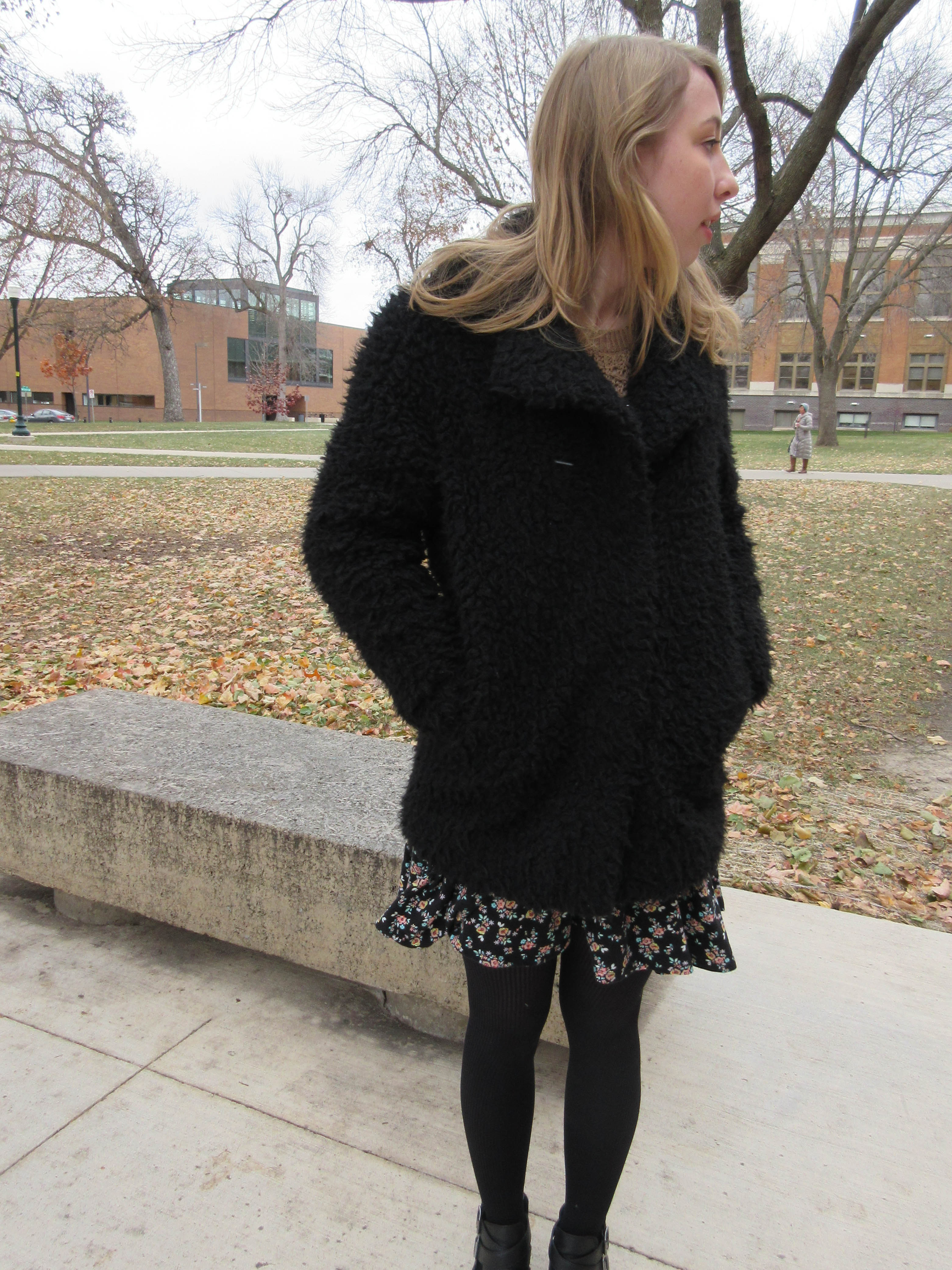 Faux Fur For Real  Style the Students