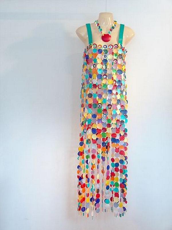 23 rainbow colored dress designs - 30 Gorgeous Rainbow Colored Dress Designs