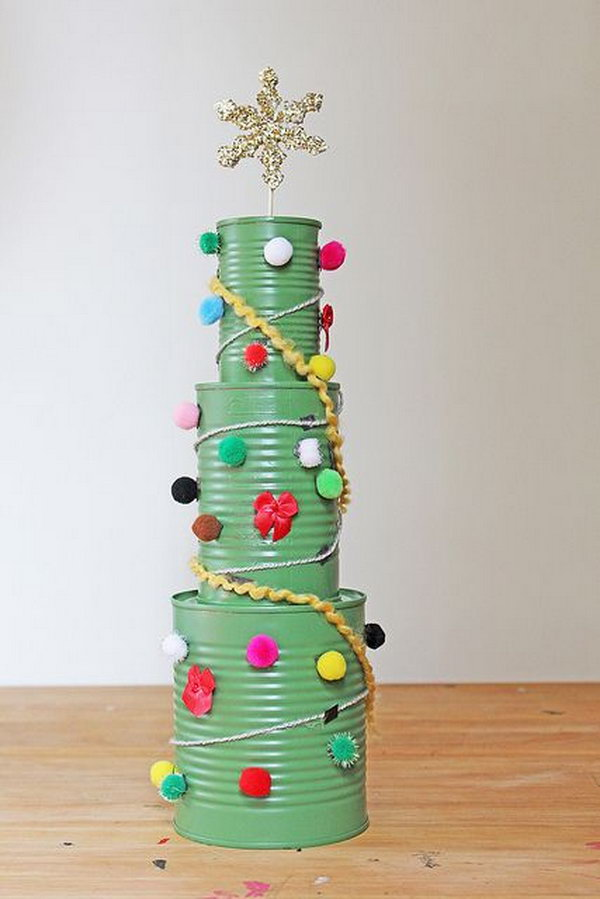 28 christmas tree decorating ideas - 30 Creative Christmas Tree Decorating Ideas