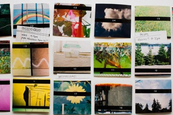 2 diy photo craft ideas - 25 Creative DIY Photo Craft Ideas