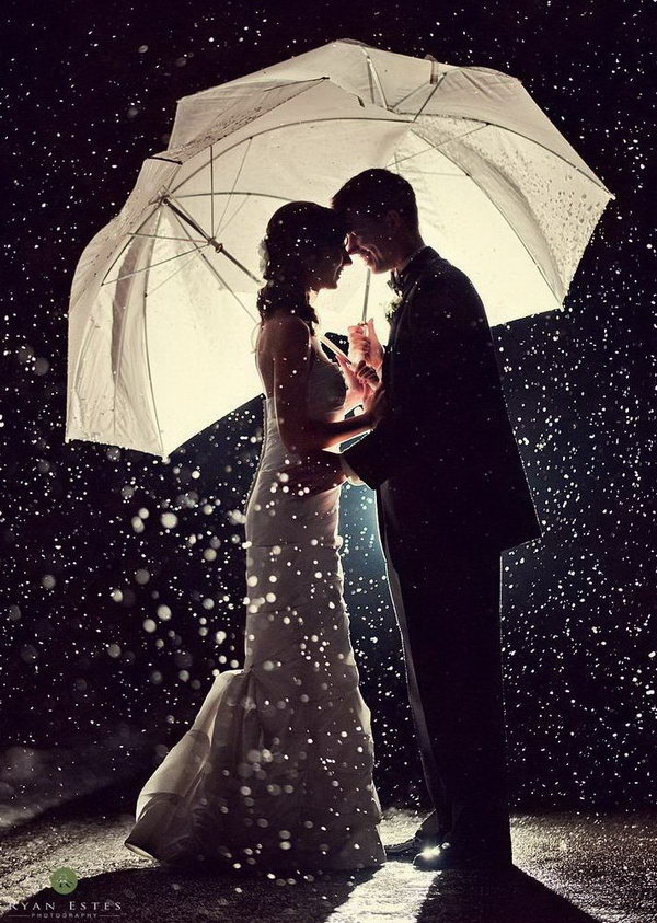 1 creative winter wedding ideas - 15 Creative Winter Wedding Ideas