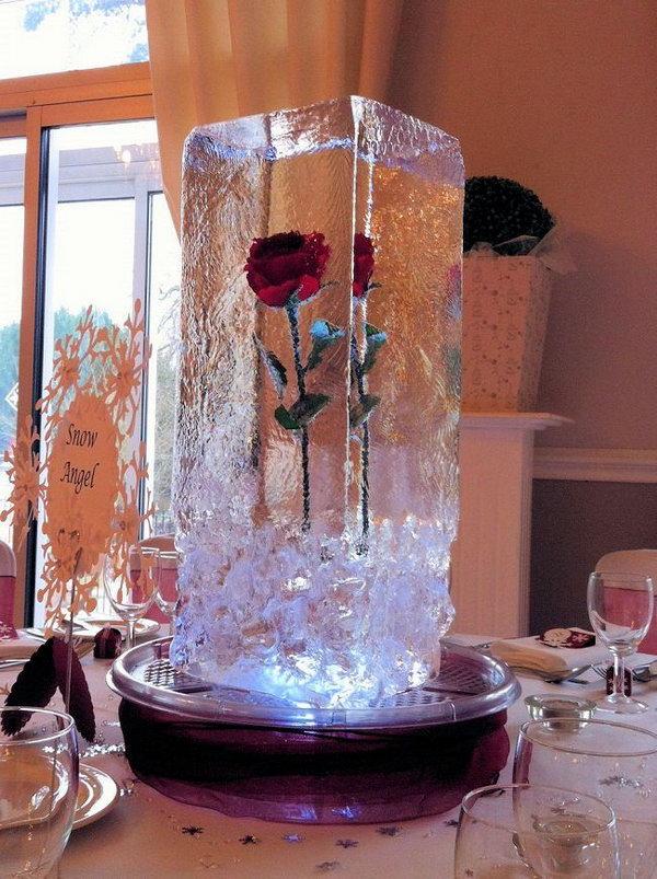 4 creative winter wedding ideas - 15 Creative Winter Wedding Ideas