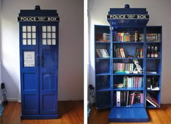 1 doctor who tardis - Doctor Who or TARDIS Designs and Ideas