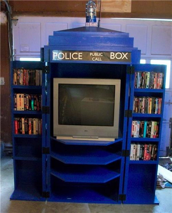 12 doctor who tardis - Doctor Who or TARDIS Designs and Ideas