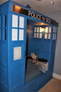Doctor Who or TARDIS Designs and Ideas