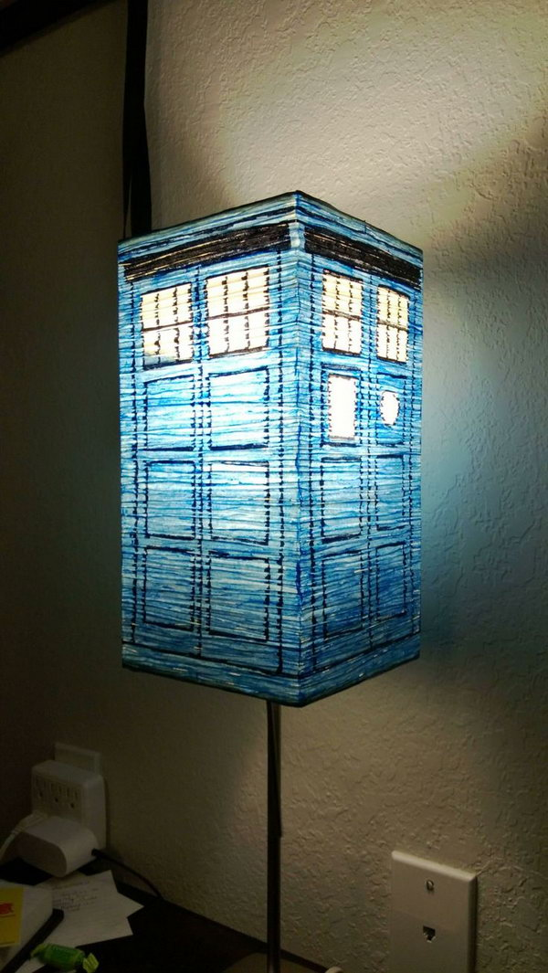 9 doctor who tardis - Doctor Who or TARDIS Designs and Ideas