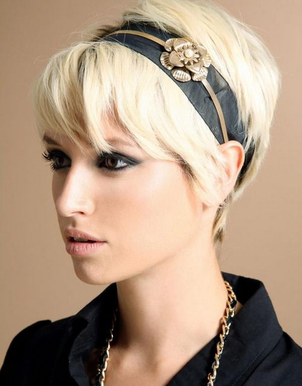 2 cool hairstyles with headbands for girls - 25 Cool Hairstyles with Headbands for Girls
