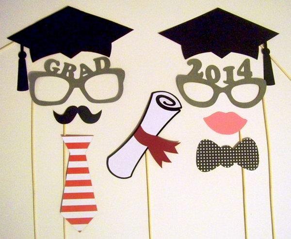 17 graduation party decoration ideas - 25 DIY Graduation Party Decoration Ideas