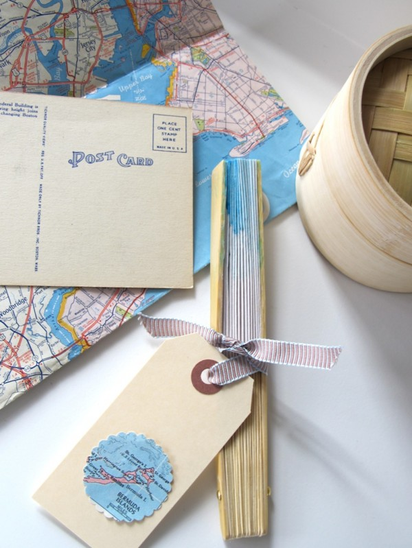 10 diy map projects - 25 Creative DIY Map Projects