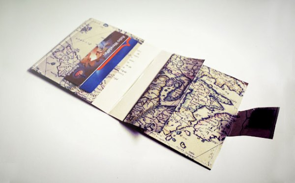 7 diy map projects - 25 Creative DIY Map Projects