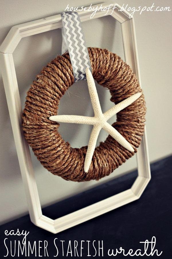 20 rope crafts - 25 DIY Rope Craft Ideas