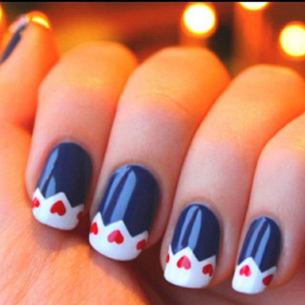 12 cute 4th of july patriotic nail art - 36 Cute 4th of July Patriotic Nail Art Ideas