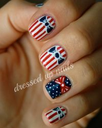 36 Cute 4th of July Patriotic Nail Art Ideas