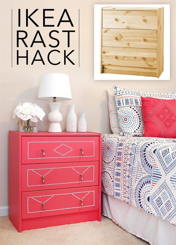 1 ikea rast hacks - 25 Simple and Creative IKEA Rast Hacks